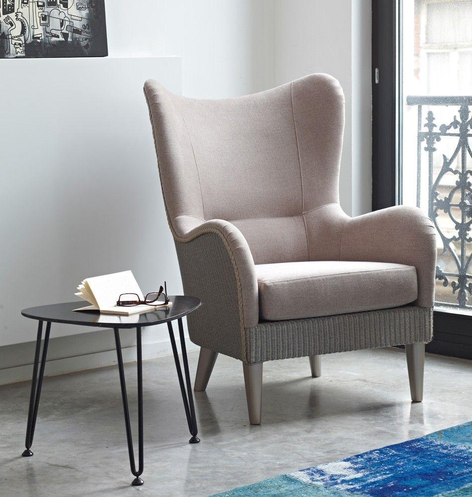 Moderne Ohrensessel vincent sheppard sessel butterfly chair lloyd loom