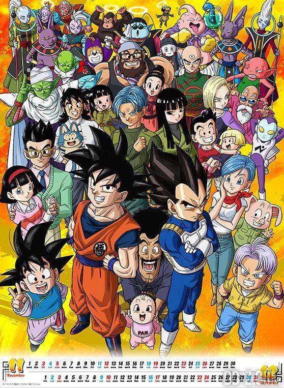 Dragon Ball Super Personnages : dragon, super, personnages, Page-6.jpg, (558×763), Dragon, Super,, Personnages