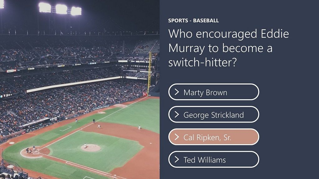 Create your Trivia quizzes in PowerPoint with dynamic
