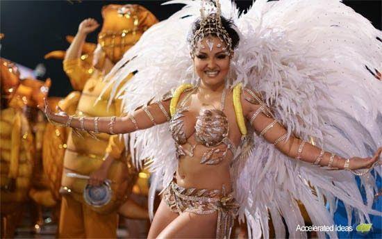 venezuela nude carnival pics