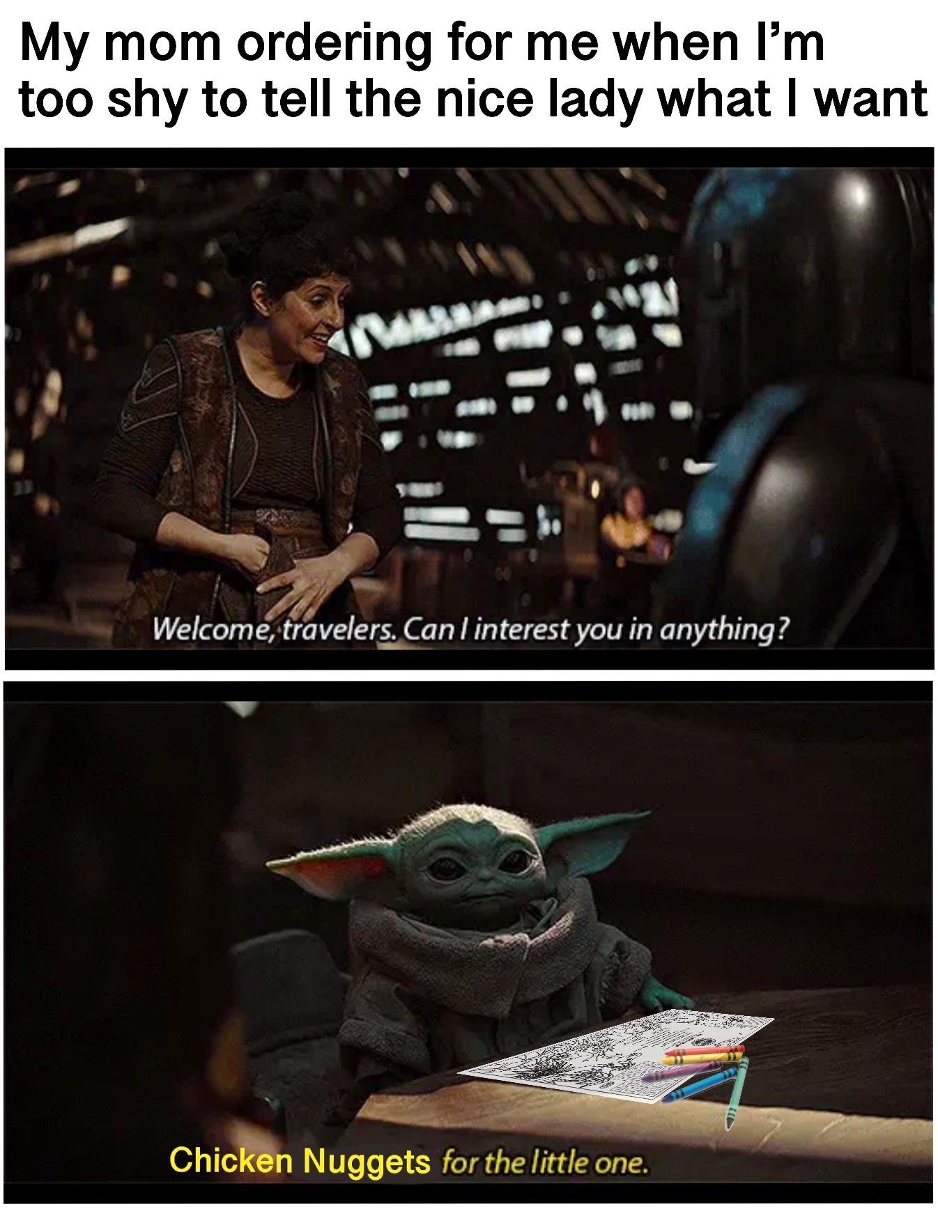 Pin By Skyler Stanley On Use The Force Luke Star Wars Humor Yoda Meme Star Wars Memes