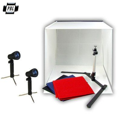 cowboystudio table top photo studio light tent kit in a box 1 tent