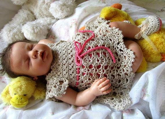 Vestido a Crochet!!!