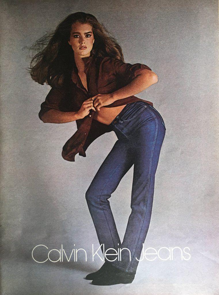 Christie Esprit Gelée Calvin Klein Jean HPRJMgh