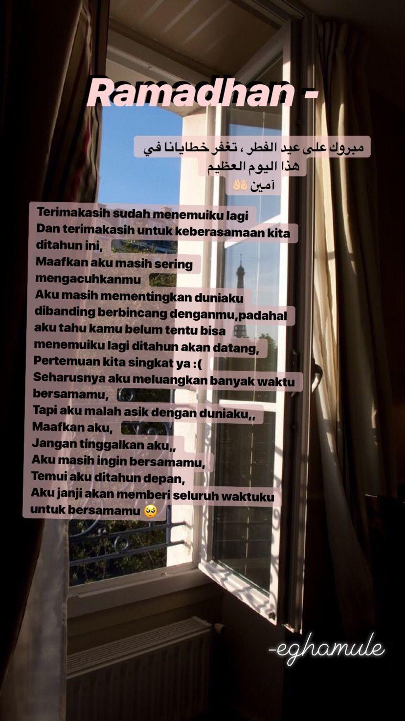 Akhir Dari Ramadhan Motivasi Kutipan Pelajaran Hidup Kutipan Buku