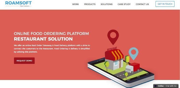 Roamsoft Technologies Is A Web Development Company In Chennai Roamsoft Provides Clone Scripts For Website Design And Mobile App Clone Web Development