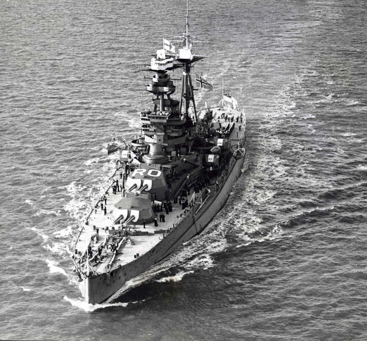Schip uit de Tweede Wereldoorlog
