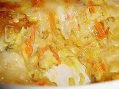 Aprenda a fazer Bacalhau com Cenoura gratinado de maneira fácil e económica. As melhores receitas estão aqui, entre e aprenda a cozinhar como um verdadeiro chef.