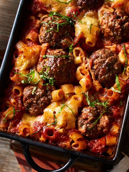"Photo of Meatball casserole ""Flying Salsicce"" recipe 