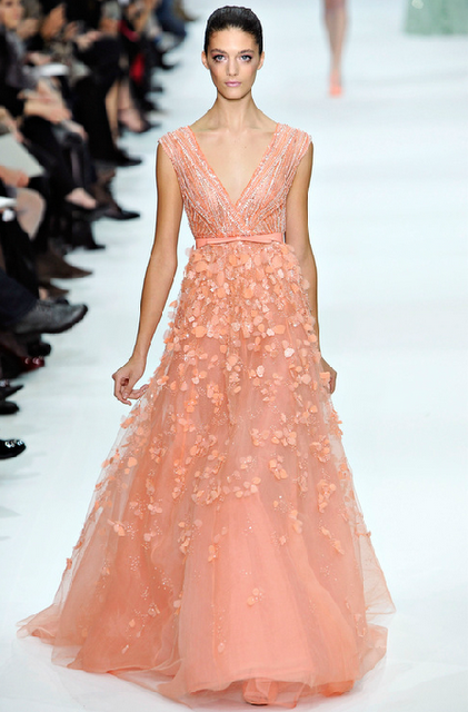 Elie Saab Spring/Summer Haute Couture 2012
