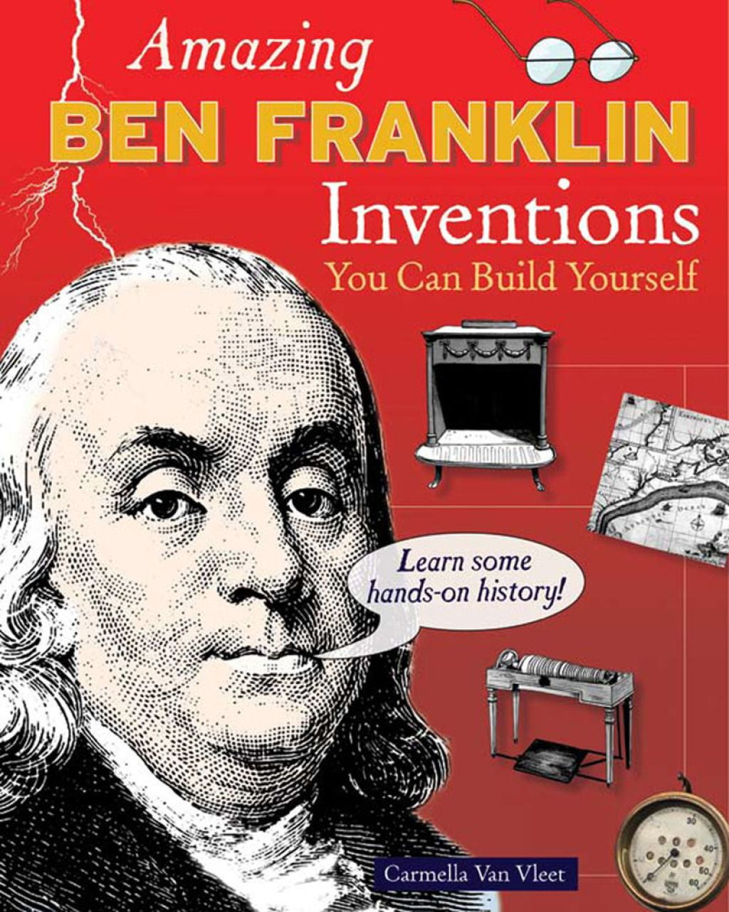 Amazing Ben Franklin Inventions Ebook