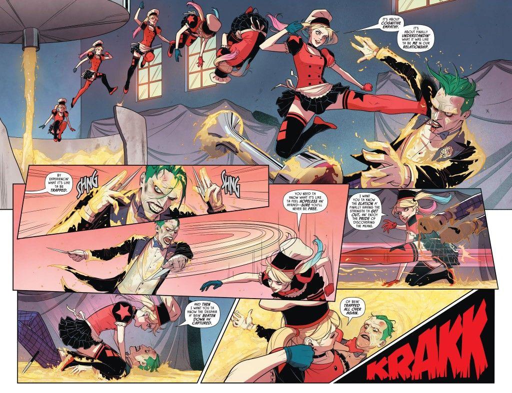 Pin On Joker Harley Quinn