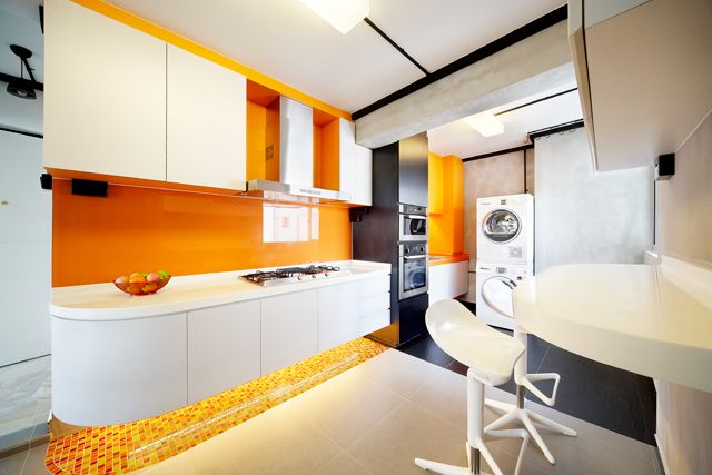 Pin By Hdb Interiors On Kitchen Home Interior Design