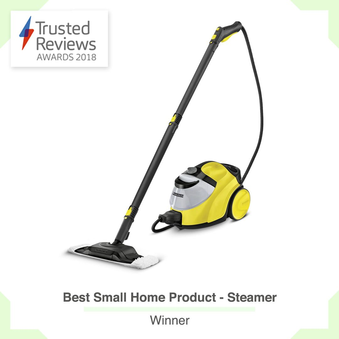 Karcher Sc5 Easyfix Premium Steam Cleaner Review Trusted Reviews Best Steam Cleaner Steam Cleaners Steam