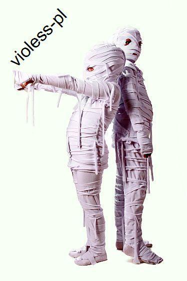 Mumia 134 Stroj Przebranie Kostium Mumii Duch 4715290584 Oficjalne Archiwum Allegro Humanoid Sketch Art