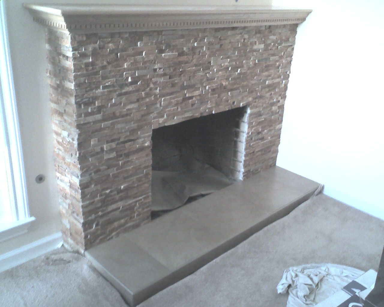 Tiled Fireplaces Andrew S 3rd Generation Tile Pictures Of