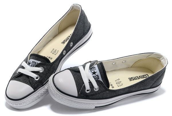 14ec9feccefa Converse Washed Summer Womens Black Chuck Taylor All Star Low Tops Canvas  Shoes