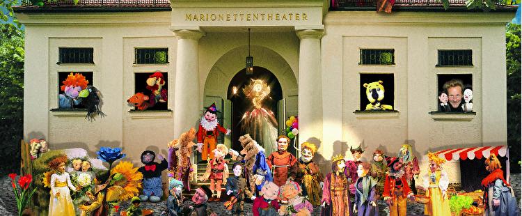 Aufbauend Auf Eine Bereits Uber 115 Jahrige Tradition Des Munchner Marionettentheaters Ist Es Das Bestreben Des Intendanten Siegfri Ausflug Theater Marionette
