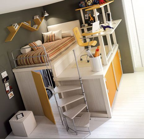 great website for kids rooms made in small spaces