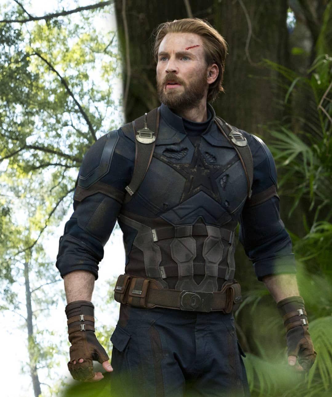 Avengers Infinity War 2018 Chris Evans Chris Evans Captain America Captain America Wallpaper