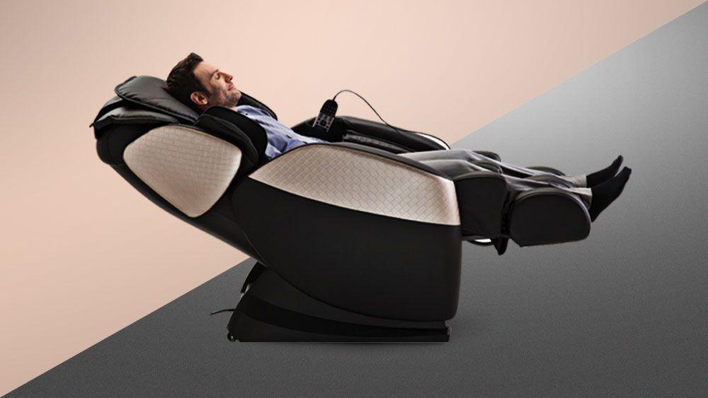 Poltrona Design Shiatsu Relaxmedic.Poltrona Massageadora Dream Relaxmedic Polishopcomvc