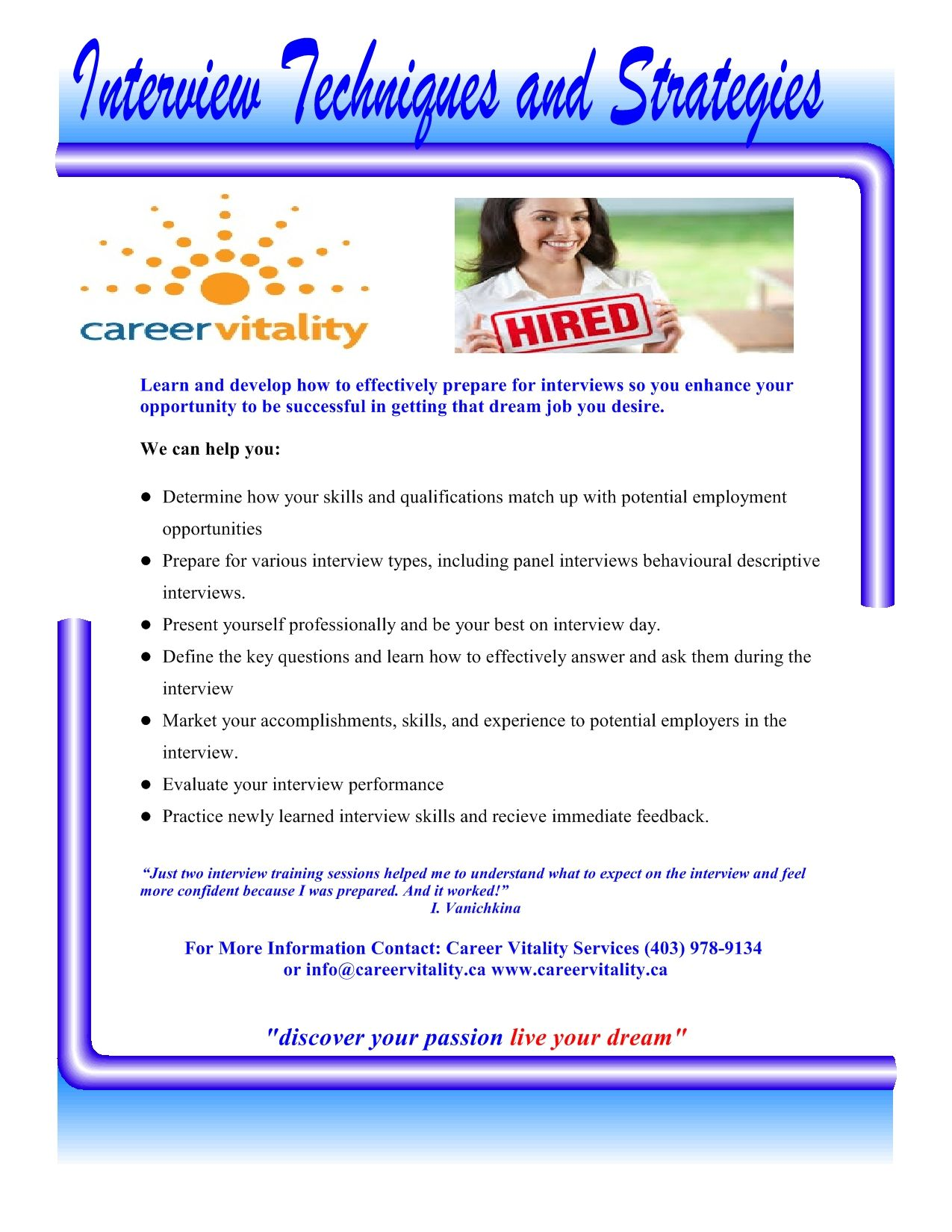 Career Counselling and Coaching Tips work Career