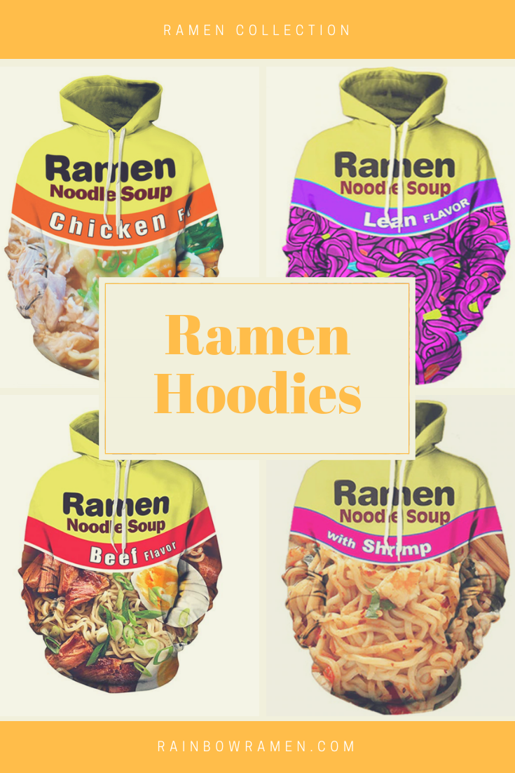 This Sweater Will Display Your Passion For Ramen This Is A