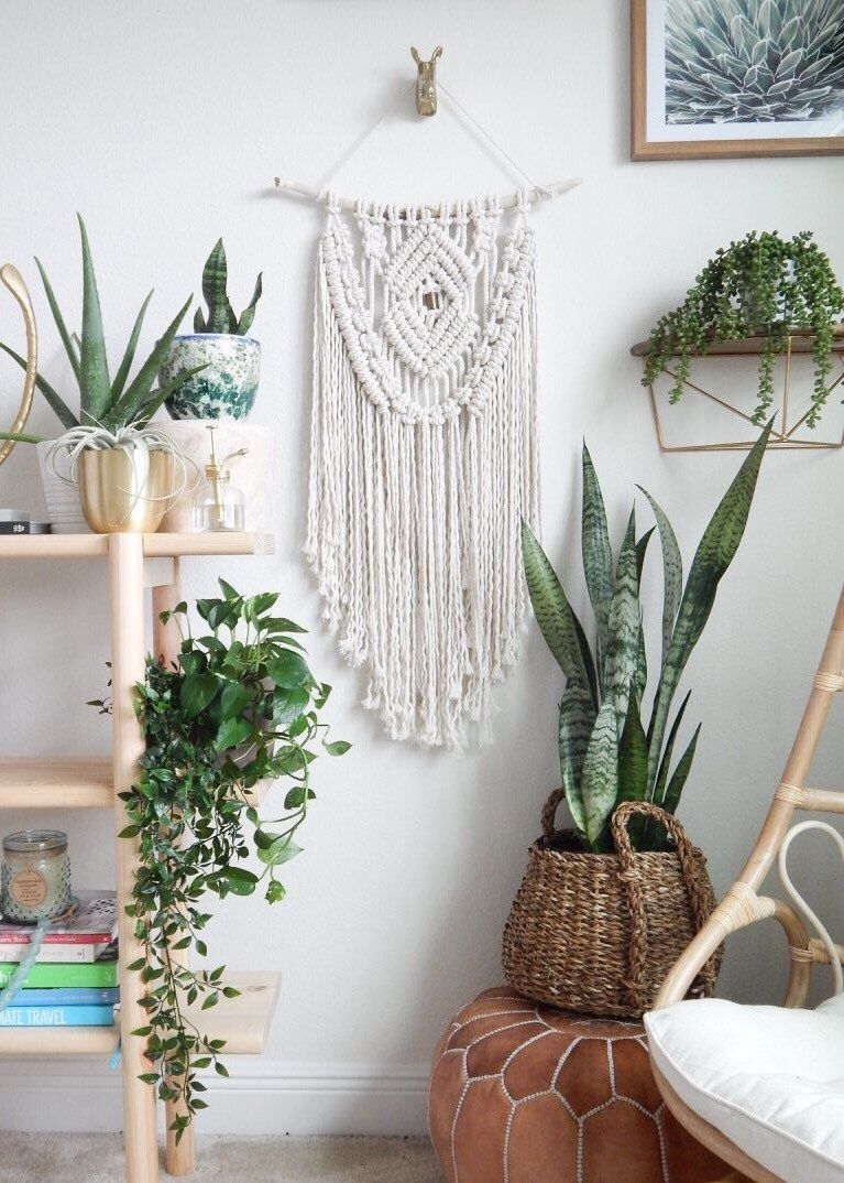 Shop macrame wall hangings on etsy click image to shop now macrame wallhanging bohemianstyle homedecor bohohome