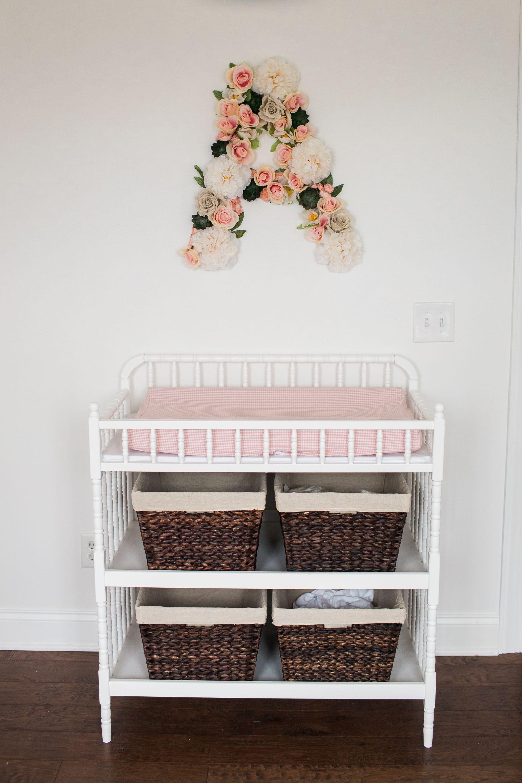 Jenny Lind Changing Table Wayfair Girl Nursery Baby Girl Room Floral Nursery