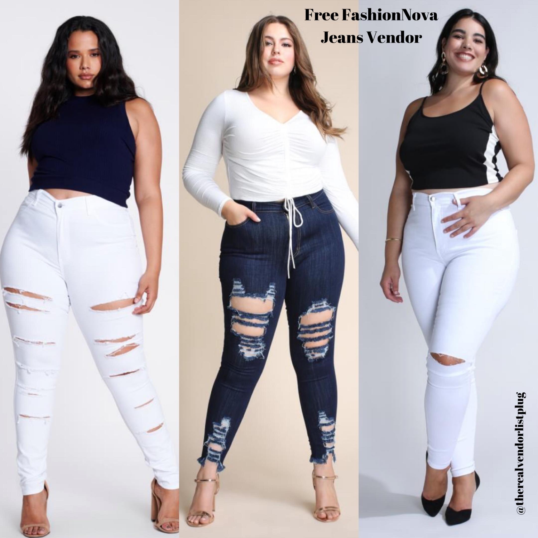 Pin by The Real Vendor List Plug on Free fashion Nova