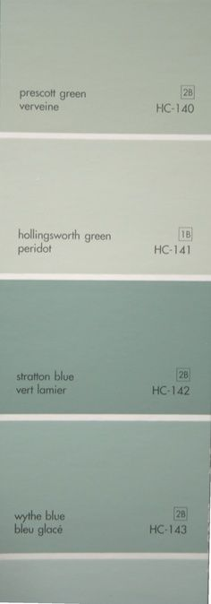 Delightful BM Historic Color Including Wythe Blue And Stratton Blue