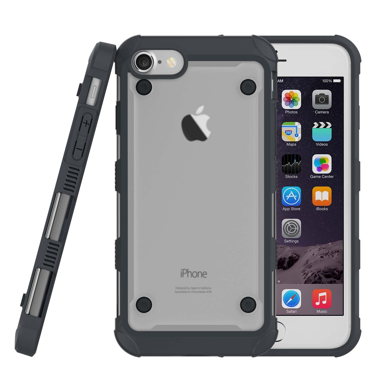 Case Slim Anti Shock Crack For Iphone 7 Plus Silicone Bumper 8 Tiamat Clear Slip