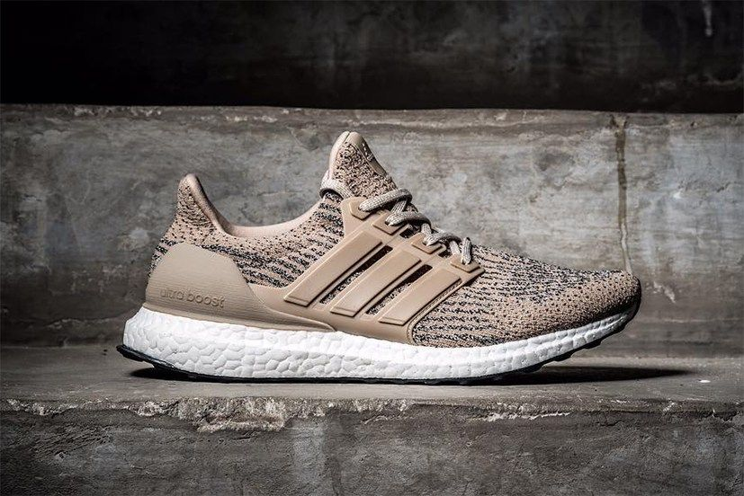 adidas Ultra Boost Brown Mauve Tan c0f0fb306f38