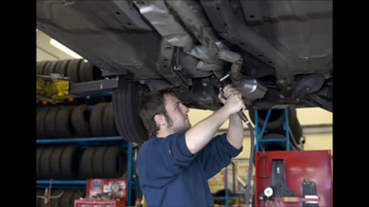Exhaust Repair and Replacement Services | Cost Exhaust