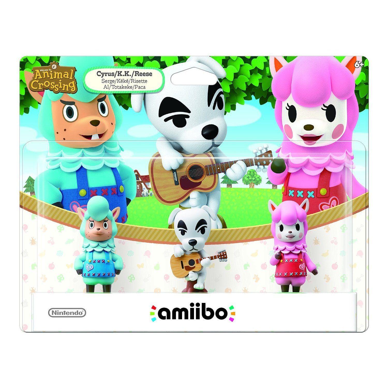 Nintendo Animal Crossing 3 Pack