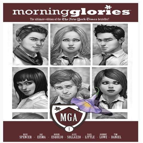 Morning Glories Volume 1 Compendium (Morning Glories Compendium) by Nick Spencer http://www.amazon.com/dp/1632152134/ref=cm_sw_r_pi_dp_UK40vb05YB0KB