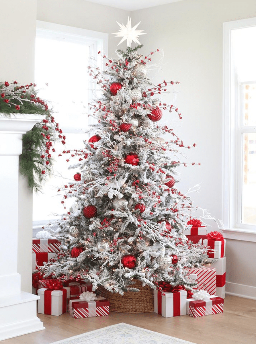 Pin On Christmas Tree Decorating Ideas
