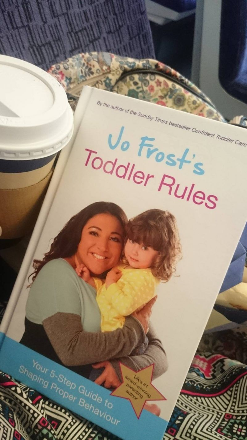 Bath Book Bed: Bedtime tips with Jo Frost aka Supernanny