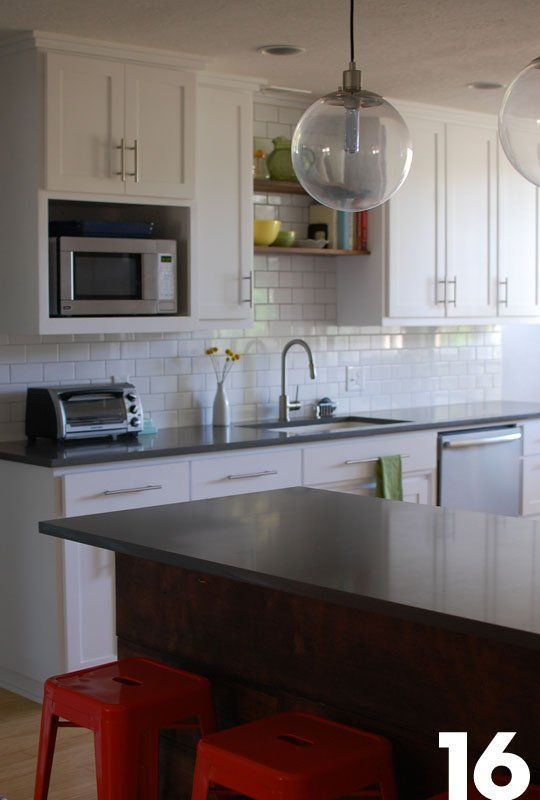 Sandra and Justin\u0027s Kitchen Renovation What it Really Cost - A