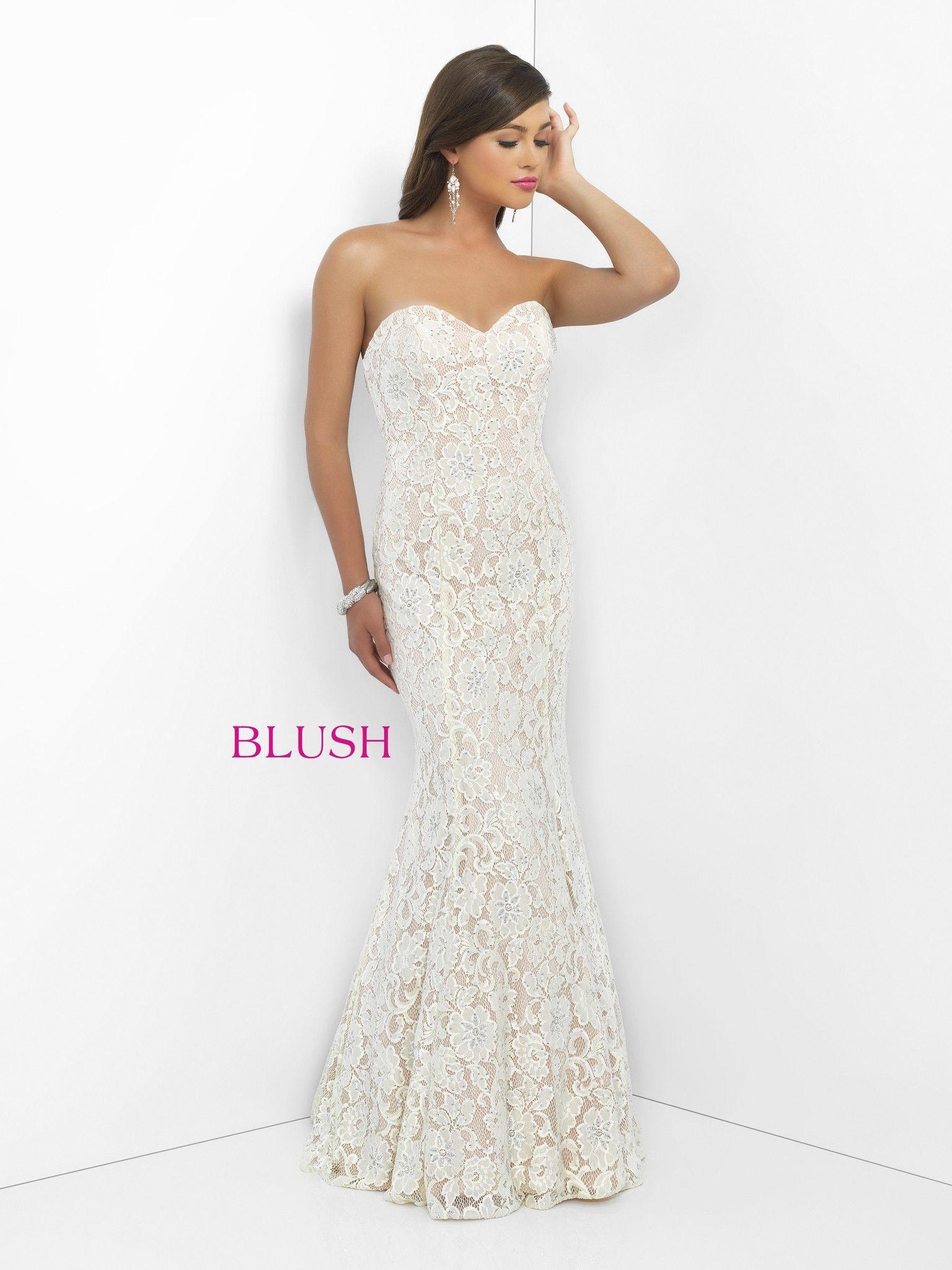 Blush Prom 11110 Cream/Nude | prom dresses | Pinterest | Blush prom ...