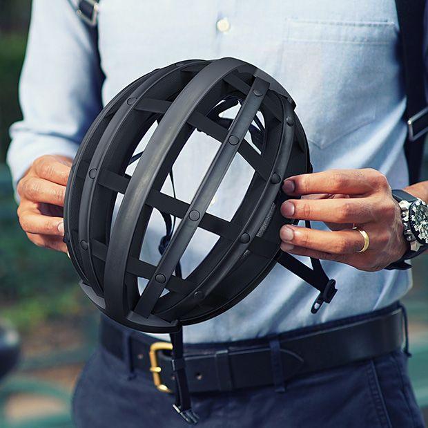 Fend Collapsible Bicycle Helmet Comfort Bicycle Helmet Bicycle