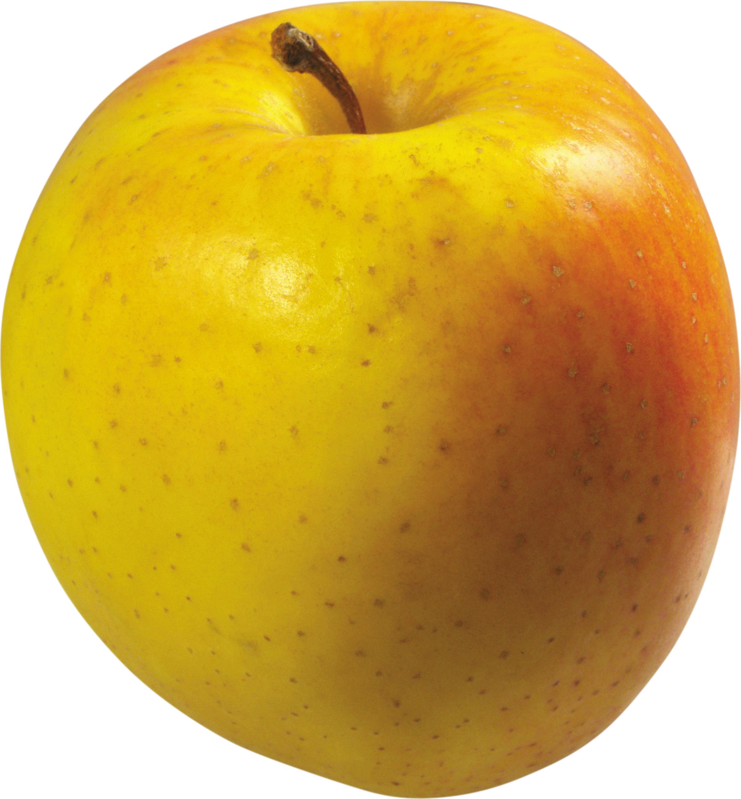 Yellow Apple PNG Image Yellow apple, Apple, Yellow