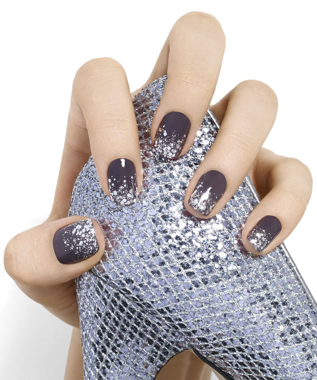 crystal chic By Essie smokin\' hot set in stones | Nail Art ...