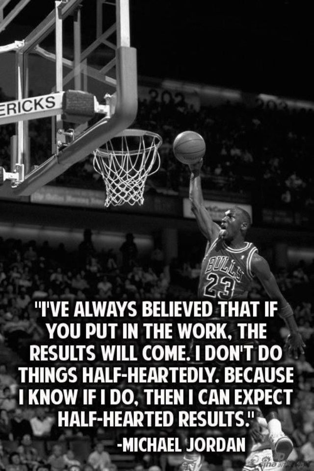 Motivational Basketball Quotes New Love This Quote From Michael Jordan Can Apply It To Any Sport And To . Design Inspiration