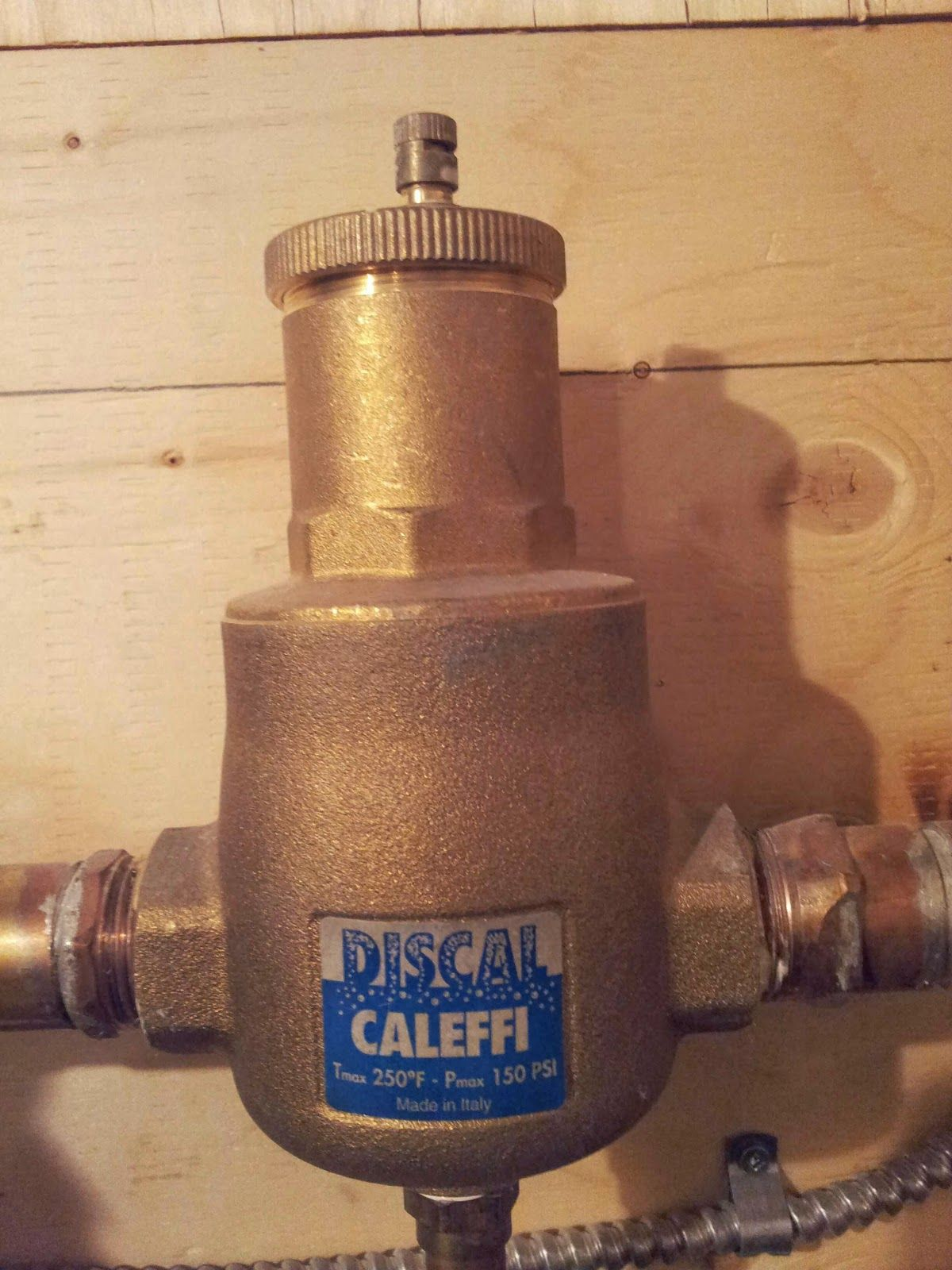 Calgary Hydronics Solutions Blog Boiler system air