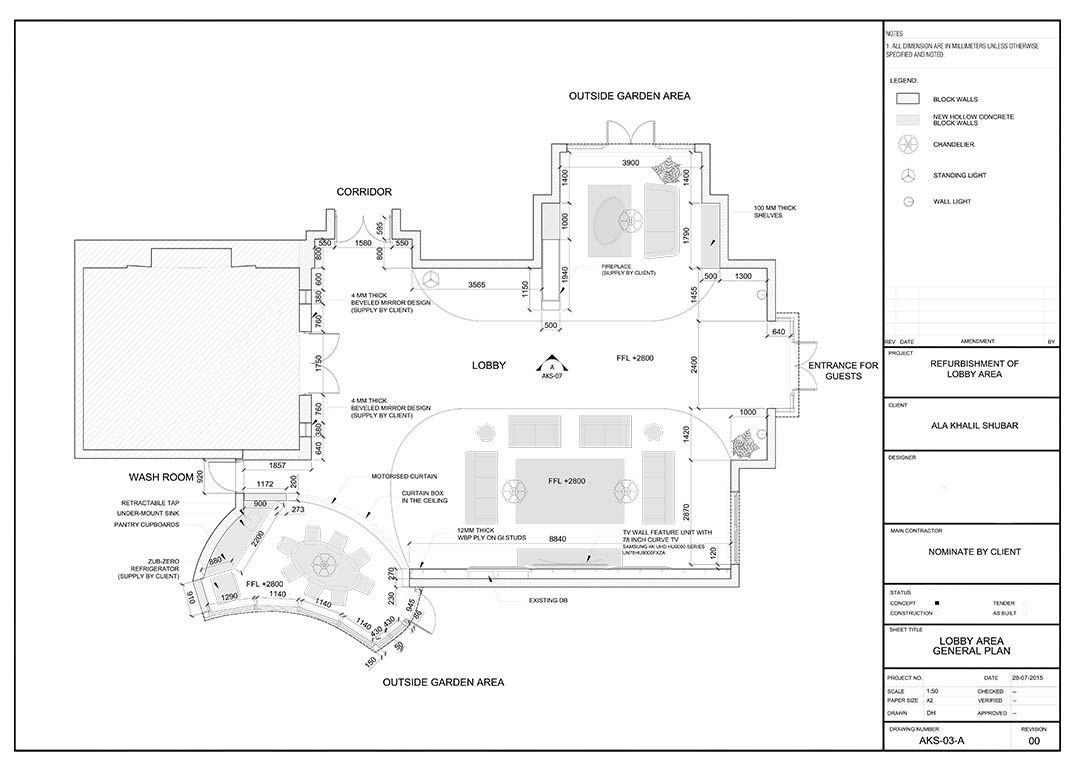 Advanced Professional Interior Design Diploma at National Design