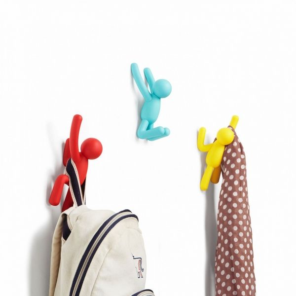 Be Unusual 20 Wall Mounted Funky Coat Hooks That Make You Smile