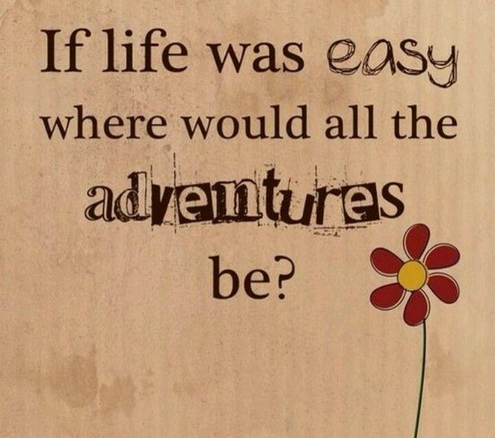 Let's go be adventurers!!