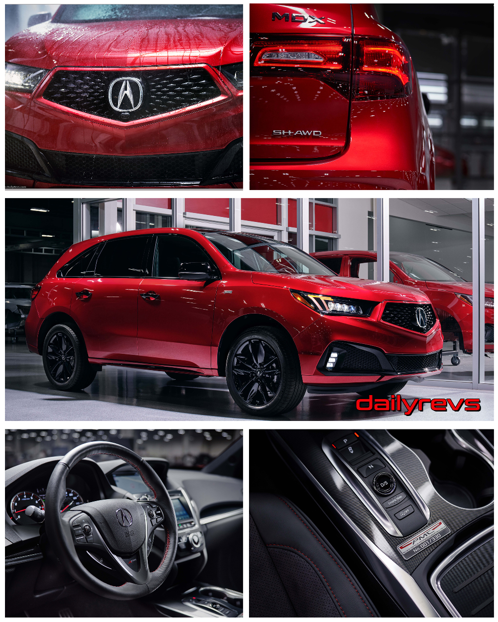 2020 Acura Mdx Pmc Edition Hd Pictures Videos Specs Informations Dailyrevs Acura Mdx Acura Mdx Accessories Acura