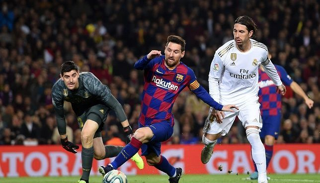10 أشياء لن تحدث في عام 2020 راموس الودود وميسي الفاشل سبورت 360 يقولون أنه لا مجال للتكهنات وال Barcelona Vs Real Madrid Real Madrid Real Madrid Captain